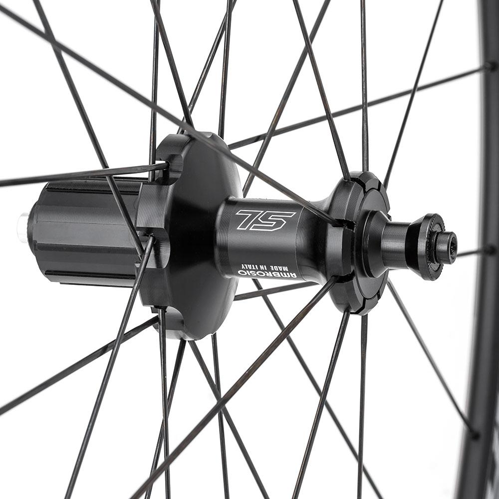 mozzo della ruota Kripton di Ambrosio Wheels