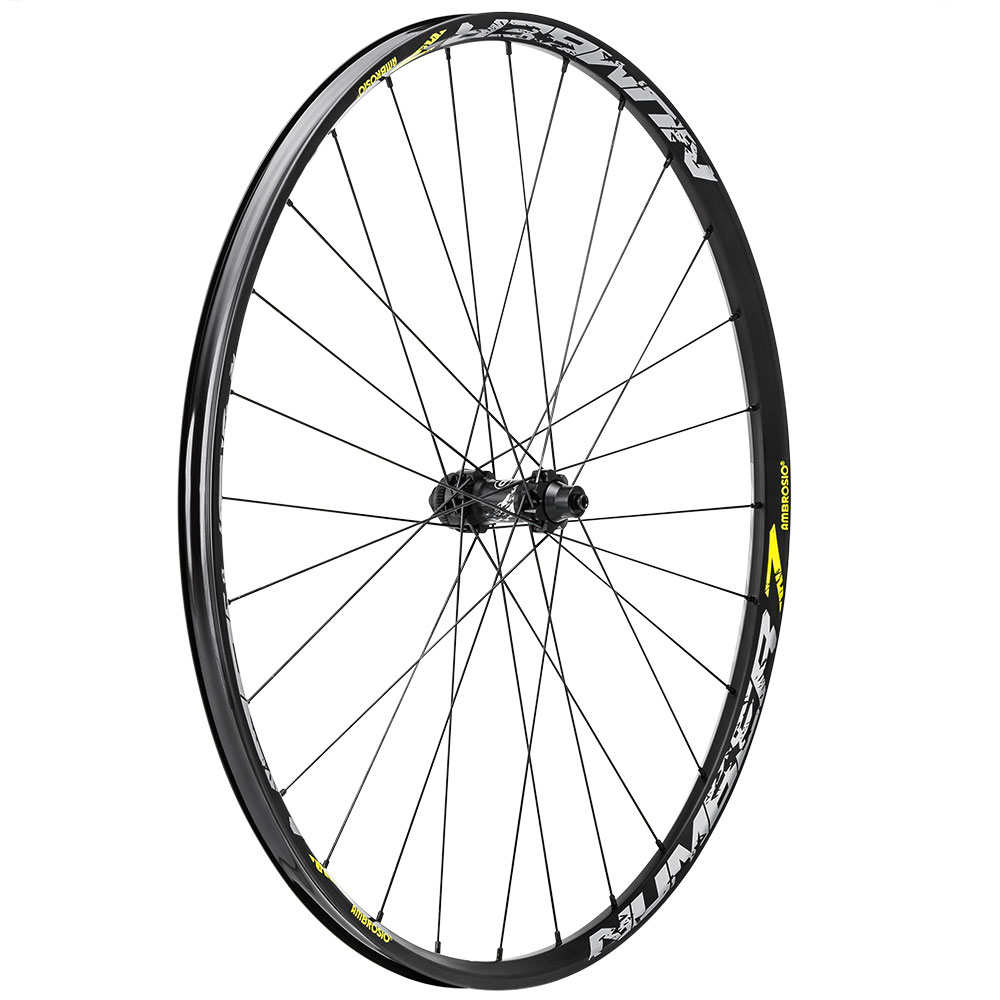 ruota Number 7 di Ambrosio Wheels