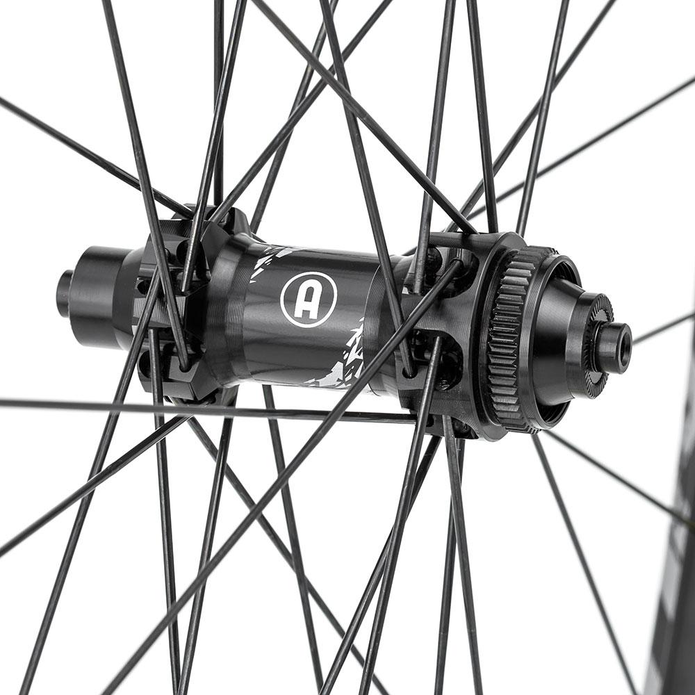 mozzo della ruota Number 7 di Ambrosio Wheels