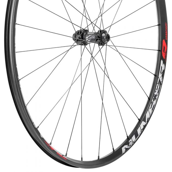 number9 ruota ambrosio wheels