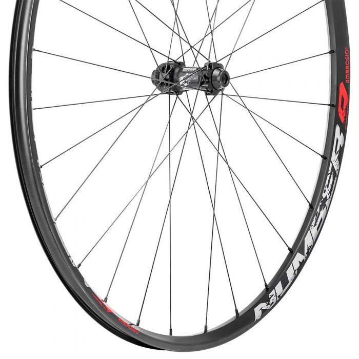 number9 ruota ambrosio wheels