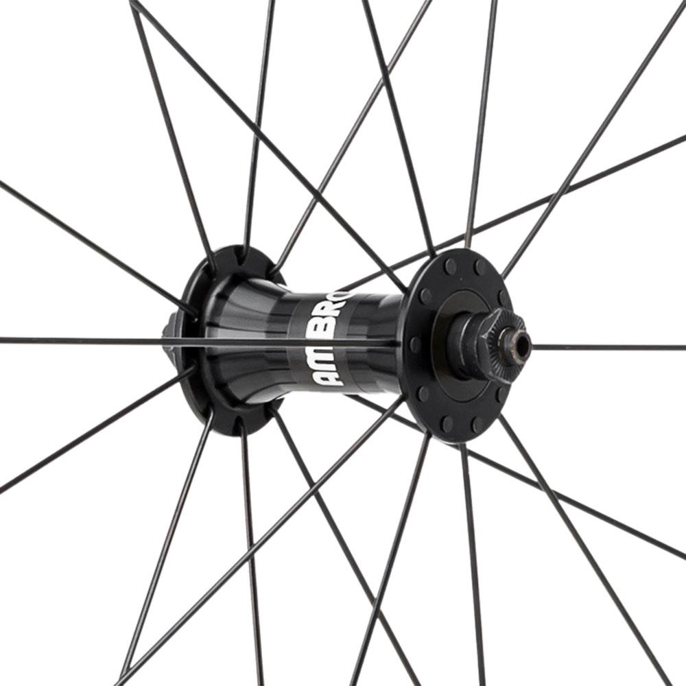 mozzo della ruota Verso di Ambrosio Wheels